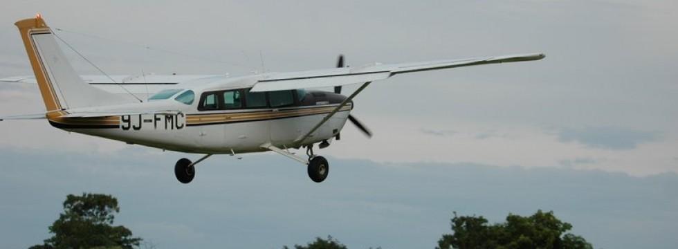 FMC taking off